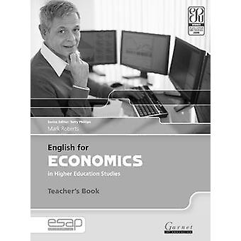 English for Economics in Higher Education Studies (Teacher's Edition)