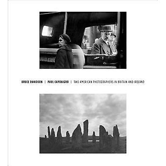 Bruce Davidson/Paul Caponigro: Två amerikanska fotografer i Storbritannien och Irland (Yale Center för brittisk konst)