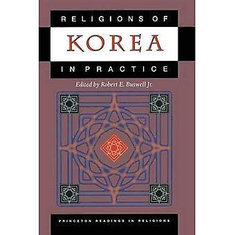 Religions de Corée dans la pratique (Princeton lectures dans des Religions)