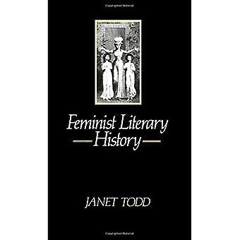 Feministisk litterär historia