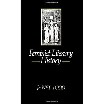 Feministische literatuurgeschiedenis