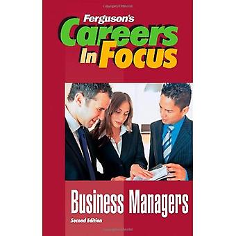 Business Managers (Ferguson's Careers in Focus)