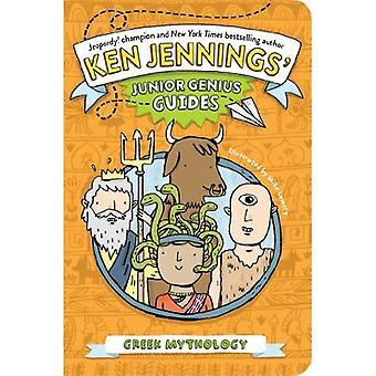 Greek Mythology (Ken Jennings Junior Genius Guides)