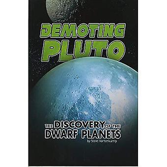 Rebaixamento de Plutão: A descoberta de planetas anões (explorando o espaço e além)
