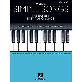 Fler enkla sånger: De enklaste lätt Piano låtarna