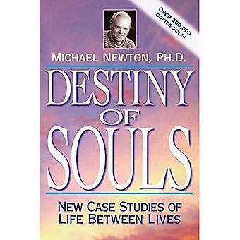 Destin des âmes: nouvelles études de cas de la vie entre les vies