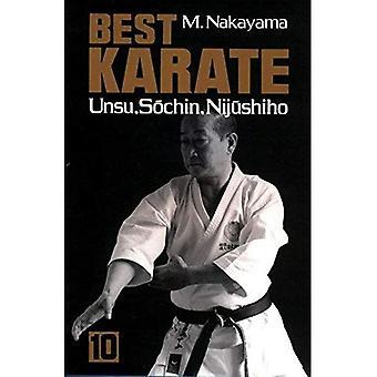 Best karaté: Unsu, Sochin, Nijushiho. Vol 10 (meilleure karaté) (Kodansha International)
