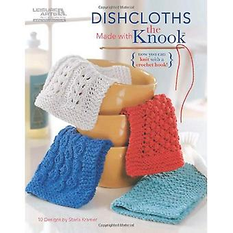 Dishcloths Made with the Knook (Leisure Arts #5585) (Leisure Arts) (Now You Can Knit with a Crochet Hook!)