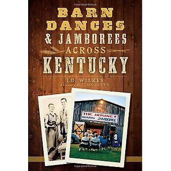 Lada danser & jamboreer över Kentucky