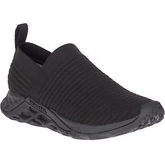 Merrell Womens Range Laceless Air Cushioned+ Knit Trainers