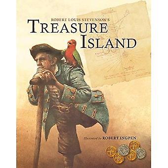 Treasure Island (photo couverture cartonnée): Édition abrégée pour jeunes lecteurs