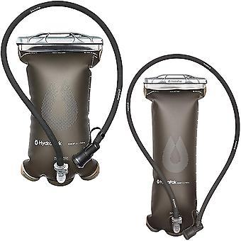 HydraPak Force Slide-Seal Hydration Reservoir Bladder System - Mammoth Grey