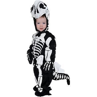 Stegosaurus Fossil Toddlers Costume