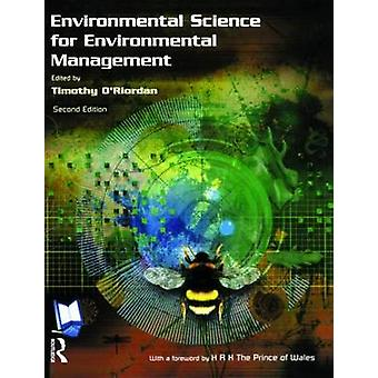 Environmental Science for Environmental Management by ORiordan & Timothy