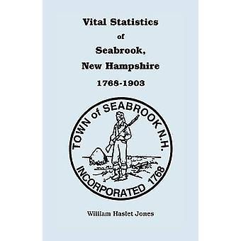 Mensurations de Seabrook New Hampshire 17681903 par Jones & H. William