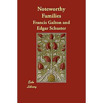 Huomionarvoista perheidensä Galton & Francis