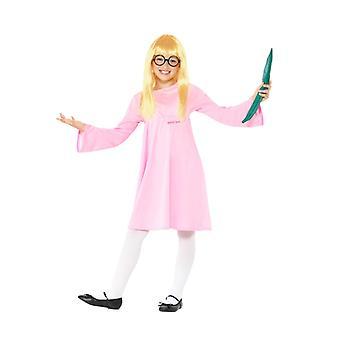 Roald Dahl Deluxe Sophie child costume dress girls Carnival