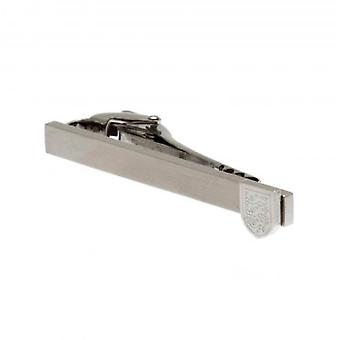 England FA Stainless Steel Tie Slide