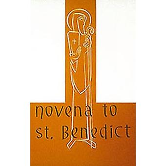 Novena to St. Benedict by Liturgical Press - Various - 9780814608036