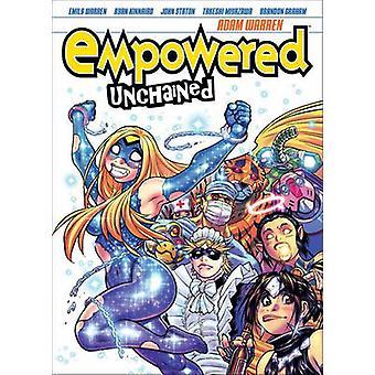Empowered Unchained - Volume 1 by Adam Warren - 9781616555801 Book