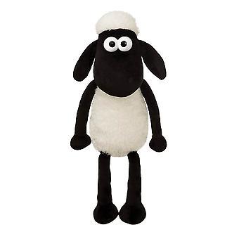 Shaun o carneiro grande brinquedo de pelúcia