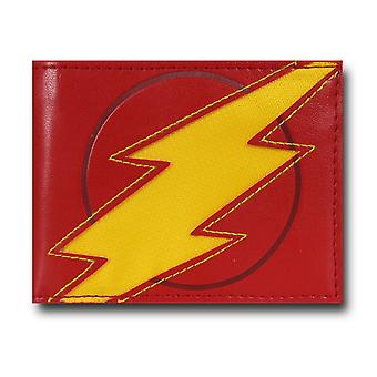 Flash Lightning Reveal Men-apos;s Bi-Fold Portefeuille