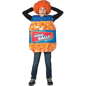 Cheeseballs Child Costume