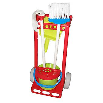 Vicam Toys Cart Housekeeping In Bag