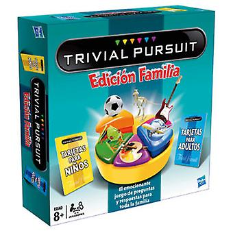 Hasbro Trivial Pursuit Edition Family (Kids , Toys , Table games , Questions and ability)