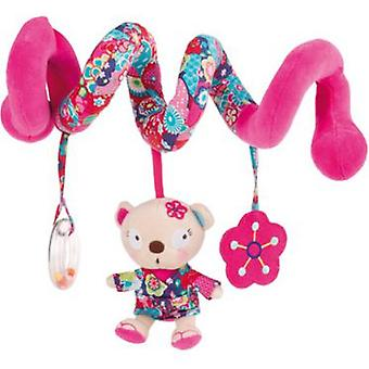 Tuc Tuc Kimono Girl Rattle Spiral (Toys , Preschool , Babies , Early Childhood Toys)