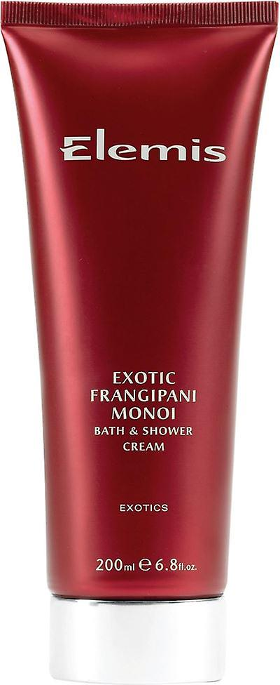 Elemis Sp@Home Frangipani Monoi Shower Cream