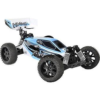 T2M Pirate Stinger Brushed 1:10 RC model car Electric Buggy 4WD RtR 2,4 GHz
