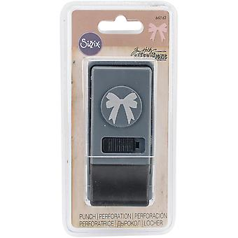 Sizzix Medium Paper Punch By Tim Holtz-Bow 660163