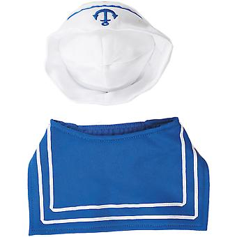 Sailor Dog Costume-Extra Small/Small 103203