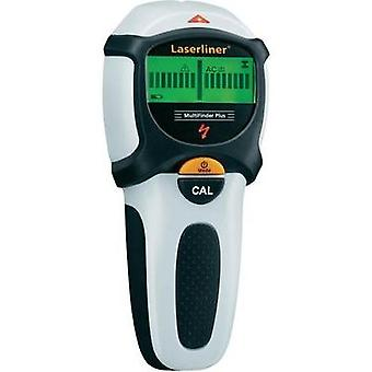 Detector Laserliner MultiFinder Plus 080.965A Locating depth (max.) 100 mm Suitable for Wood
