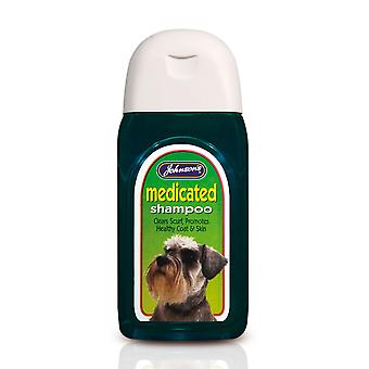 Jvp Dog Medicated Shampoo 125ml (Pack of 6)