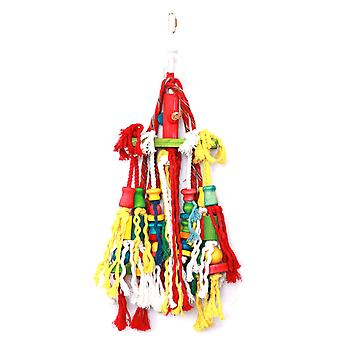 Parrot Toy Rope N Tumble