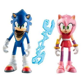 Bizak Sonic Doble Pack (Toys , Action Figures , Dolls)