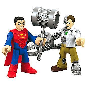 Fisher pris Imaginext DC Super venner finde Superman og Metallo