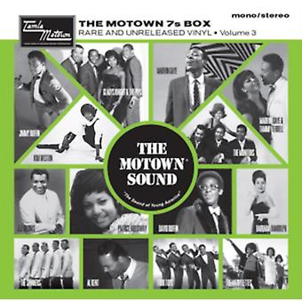 The Motown 7's Vinyl: Volume 3 [VINYL] by Various Artists