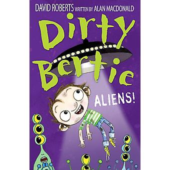 Aliens! (Dirty Bertie) (Paperback) by Macdonald Alan