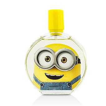 Air Val International Minions (Bob) Eau De Toilette Spray (Unboxed) 100ml/3.4oz