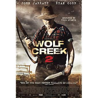 Importer des USA de Wolf Creek 2 [BLU-RAY]