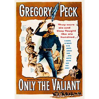 Only the Valiant [DVD] USA import