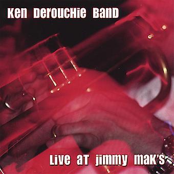Ken Derouchie Band - Live at Jimmy Mak's [CD] USA import