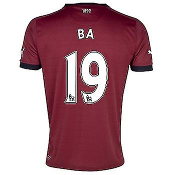 2012-13 Newcastle Puma Away Shirt (Ba 19)
