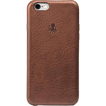 Nodus Shell iPhone 7 Plus Case and Micro Dock - Chestnut Brown