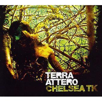 Chelsea Tk - Terra prøve [CD] USA import
