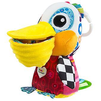 Lamaze Phillip Pelican plys legetøj