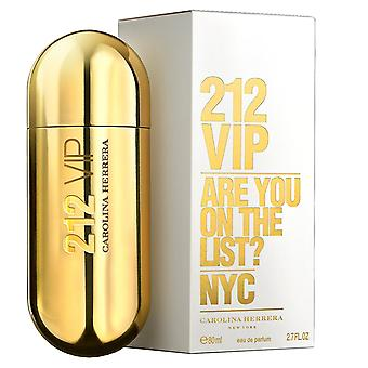 Carolina Herrera 212 VIP Eau de Parfum 80ml Spray